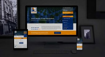 Premier HR Solutions Web Design by Rence Interactive