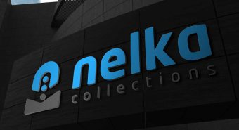 Nelka Collections Logo Design by Rence Interactive